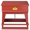Safety storage & security carts: Justrite - Floor Standing and Bench Top Rinse Tanks