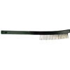 Abrasives: Advance Brush - Curved Handle Scratch Brushes
