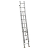 ladders: Louisville Ladder - AE3000 Series Commander Aluminum Extension Ladders