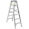 ladders: Louisville Ladder - AM1000 Series Master Aluminum Twin Front Step Ladders