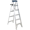 ladders: Louisville Ladder - AS3000 Series Sentry Aluminum Step Ladders
