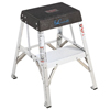 ladders: Louisville Ladder - AY8000 Series Aluminum Step Stands