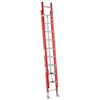 ladders: Louisville Ladder - FE7000 Series Fiberglass Plate Connect Extension Ladders