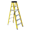 ladders: Louisville Ladder - FS1100HD Series Rhino 375™ Fiberglass Step Ladders