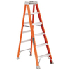 ladders: Louisville Ladder - FS1500 Series Fiberglass Step Ladders