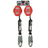 Miller by Sperian Twin Turbo™ Fall Protection Systems MLS 493-MFLB-3/6FT