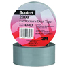 Scotch-duct-tape: 3M Electrical - Scotch® Electricians Duct Tapes 2000