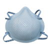 respiratory protection: Moldex - 1500 Series N95 Respirator and Surgical Mask
