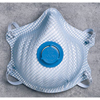 respiratory protection: Moldex - 2500 Series N95 Particulate Respirators