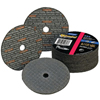 Abrasives: Norton - Type 01 Gemini Reinforced Cut-Off Wheels