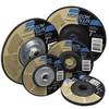 Abrasives: Norton - Type 27 NorZon Plus Depressed Center Grinding Wheels