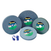 Abrasives: Norton - Type 01 Straight Gemini Bench & Pedestal Grinding Wheels