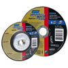 Abrasives: Norton - Type 27 NorZon Plus  RightCut Cut-Off Wheels