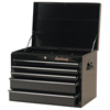 tool storage: Blackhawk - 5 Drawer Top Chests