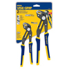 cutting tools: Irwin - 2 Pc. GrooveLock Pliers Sets