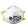 respiratory protection: 3M - 3M Particulate Respirator 8210, N95