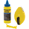 Marking Tools: Stanley-Bostitch - 3 Pc. Chalk Line Reel Sets