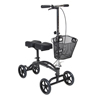 Samsonite-crutches-walkers: Drive Medical - Dual Pad Steerable Knee Walker w/Basket