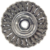 Weiler Dualife® Standard Twist Knot Wire Wheels WEI 804-08106