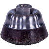 Weiler Polyflex® Encapsulated Cup Brushes WEI 804-35186