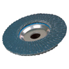 Abrasives: Weiler - Tiger Disc™ Angled Style Flap Discs