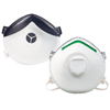 respiratory protection: Honeywell - SAF-T-FIT PLUS N1125 Particulate Respirators