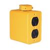Electrical & Lighting: Daniel Woodhead - Super-Safeway® Outlet Box Receptacles