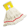 Rubbermaid Commercial Web Foot® Wet Mop Heads RCP A151 WHI