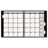 folders and binders and planners: AT-A-GLANCE® Monthly Planner Refill