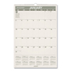 calendars: AT-A-GLANCE® Recycled Monthly Wall Calendar
