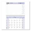 folders and binders and planners: AT-A-GLANCE® QuickNotes® Recycled Desk/Wall Calendar