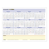 folders and binders and planners: AT-A-GLANCE® QuickNotes® Recycled Mini Erasable Wall Planner