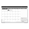 folders and binders and planners: AT-A-GLANCE® Compact Monthly Desk Pad/Wall Calendar