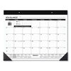 calendars: AT-A-GLANCE® One-Color Monthly Desk Pad Calendar