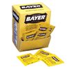 first aid medicine and pain relief: Acme - Bayer® Aspirin Tablets