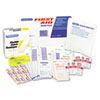 Acme PhysiciansCare® First Aid Refill Pack ACE 40001
