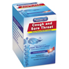 first aid medicine and pain relief: PhysiciansCare® Cough and Sore Throat Lozenges