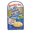 quick meals: Bumble Bee - Premixed Tuna Salad with Crackers