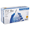hand protection: TNT® Blue Disposable Gloves