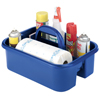 Janitorial Carts, Trucks, and Utility Carts: Akro-Mils - Plastic Tote Caddy