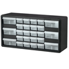 storage organizers: Akro-Mils - 26-Drawer Storage Hardware and Craft Organizer