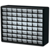 storage organizers: Akro-Mils - 64-Drawer Storage Hardware and Craft Organizer
