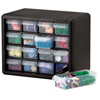 storage organizers: Akro-Mils - 16-Drawer Storage Hardware and Craft Organizers