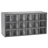 storage organizers: Akro-Mils - 18-Drawer Storage Hardware and Craft Cabinet