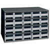 storage organizers: Akro-Mils - 20-Drawer Storage Hardware and Craft Organizer