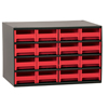 Hardware and Craft Organizers: Akro-Mils - 16-Drawer Storage Hardware and Craft Organizer #987