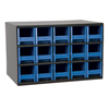 storage organizers: Akro-Mils - 15-Drawer Storage Hardware and Craft Organizer