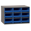 storage organizers: Akro-Mils - 9-Drawer Storage Hardware and Craft Organizer