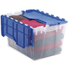Pitt Tru Mil: Akro-Mils - Gallon Plastic Storage Keep Boxes with Attached Lids