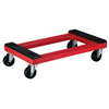 Safco-dollies: Akro-Mils - Reinforced Padded Capped Dolly